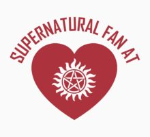 SUPERNATURAL FAN AT HEART by thischarmingfan