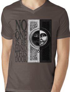 House of No One Mens V-Neck T-Shirt