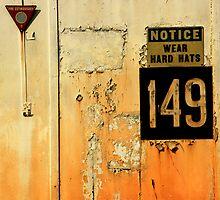 149 Wear Hard Hats by Noel Elliot