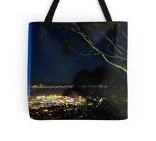 Spectra Tree - Hobart, Tasmania Tote Bag