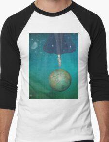Dancing universe Men's Baseball ¾ T-Shirt
