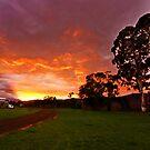 Huonville Sunrise - Huonville, Tasmania, Australia by PC1134