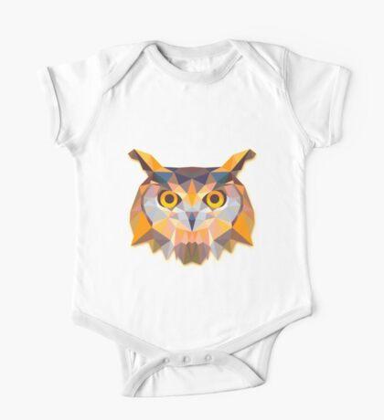 Owl Animals Gift One Piece - Short Sleeve