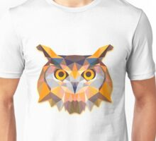Owl Animals Gift Unisex T-Shirt