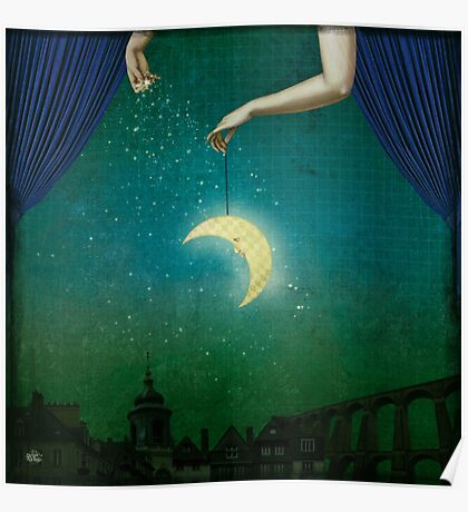 Night's maker Poster