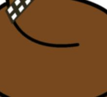 POOBACCA Sticker