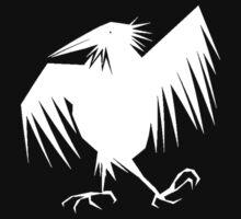 white raven by redboy