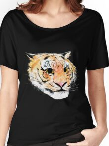 Tiger's Eyes Women's Relaxed Fit T-Shirt