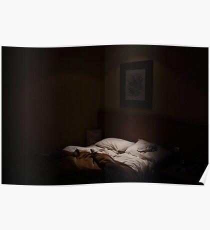 Sleep beckons Poster