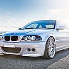 BMW 3 Series E46 - Digital Blend by AllshotsImaging