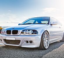 BMW 3 Series E46 - Digital Blend by AllshotsImaging