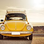 Yellow Beetle by AllshotsImaging