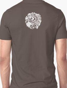 A whole new world - Back White T-Shirt