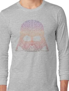 DarthNeonVader Long Sleeve T-Shirt