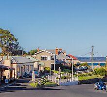 Stanley Townsite, Tasmania, Australia by Elaine Teague