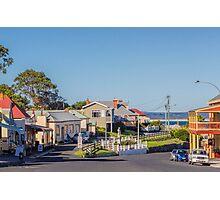 Stanley Townsite, Tasmania, Australia Photographic Print