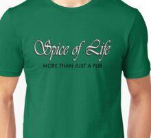 Spice of Life - Pub Tshirt Unisex T-Shirt