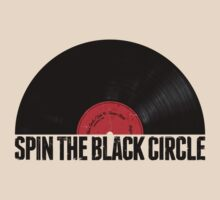Spin The Black Circle by newdamage
