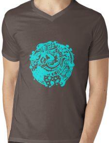 A whole new world - Blue Mens V-Neck T-Shirt