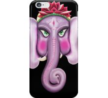 Ganesha - Lord of Good Fortunes iPhone Case/Skin
