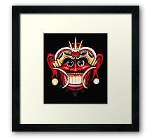Barong - The Nemesis of Rangda (full) Framed Print