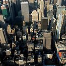 New York - Skyscrapers by JamesTH