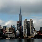 New York - Empire State by JamesTH