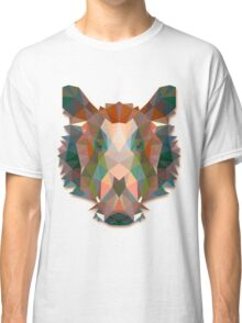 Boar Animals Gift Classic T-Shirt