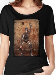 Undead Warrior Women's Relaxed Fit T-Shirt