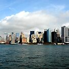 New York - Hudson River View by JamesTH