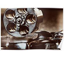 38 Special Revolver Poster