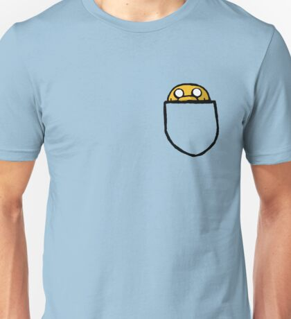 Hey, Finn, What's that Pocket For? Unisex T-Shirt