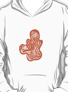 Lady bug - Orange T-Shirt