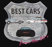 Best cars form the 80's by Mezcu