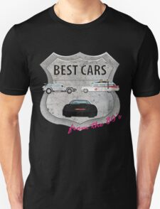 Best cars form the 80's T-Shirt