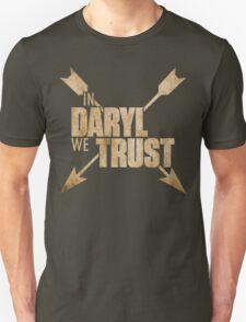 In Daryl We Trust T-Shirt