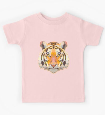 Tiger Animals Gift Kids Tee