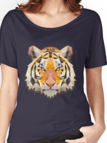 Tiger Animals Gift Women's Relaxed Fit T-Shirt