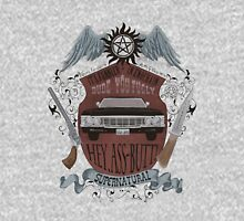 Supernatural retro crest T-Shirt