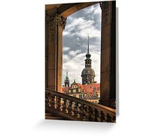 Series: Dresden Greeting Card