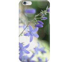 Campanula iPhone Case/Skin