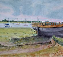 'High & Dry' by HurstPainters