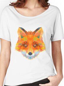 Fox Animals Gift Women's Relaxed Fit T-Shirt