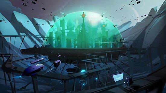 Citadel by Aleksi Rokka