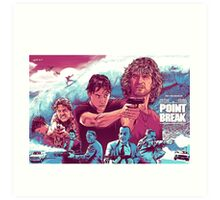 Point Break 2015 great pic Art Print
