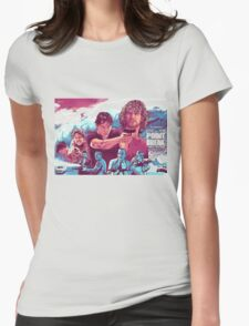 Point Break 2015 great pic Womens Fitted T-Shirt