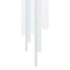 Drips White by indurdesign