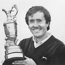 Seve Ballesteros by Mike O'Connell