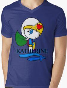 Katherine Mens V-Neck T-Shirt