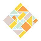 Diamond Geometric by indurdesign